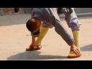 Тренировка c монахами Шаолинь | За кадром 🌏 Моя Планета