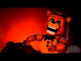 FNAF - Five Nights At Freddy's Five More Nights - Точка Z - Песня Мишки