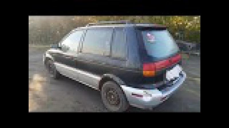 Mitsubishi RVR, 1997 год левый руль требуется небольшой ремонт продается за 79000 рублей