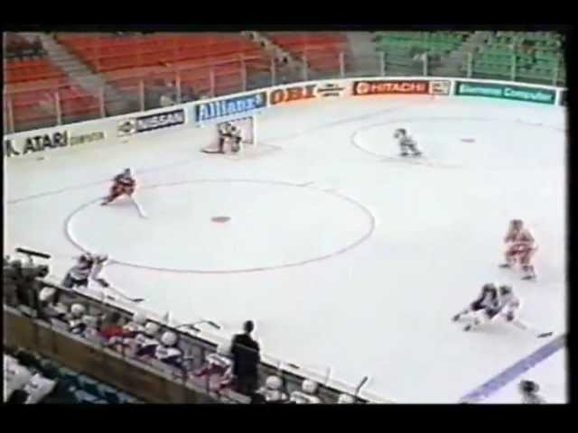 WHC '90 - group game - USSR vs Norway [16.04.1990]
