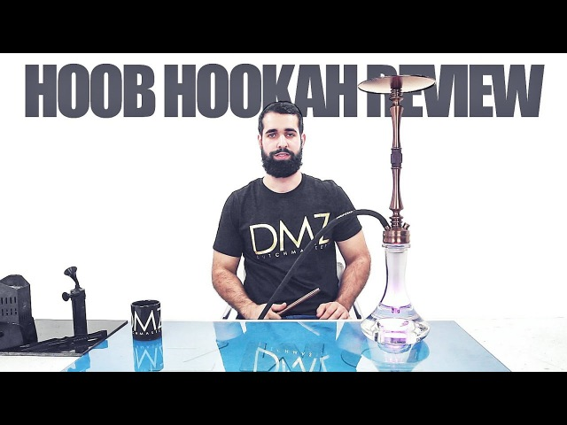 DMZ.tv | Hoob Mars Bronze Hookah Review