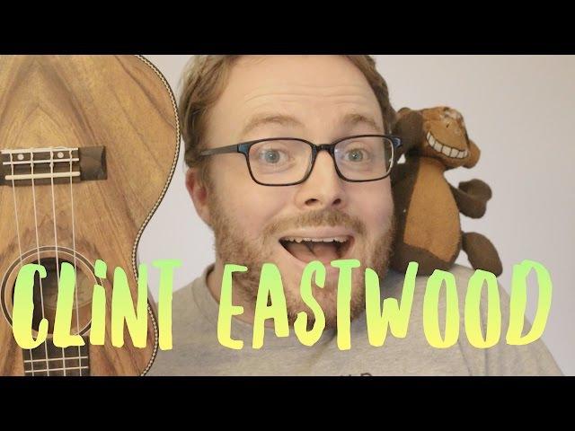 CLINT EASTWOOD - GORILLAZ (EASY UKULELE TUTORIAL!)