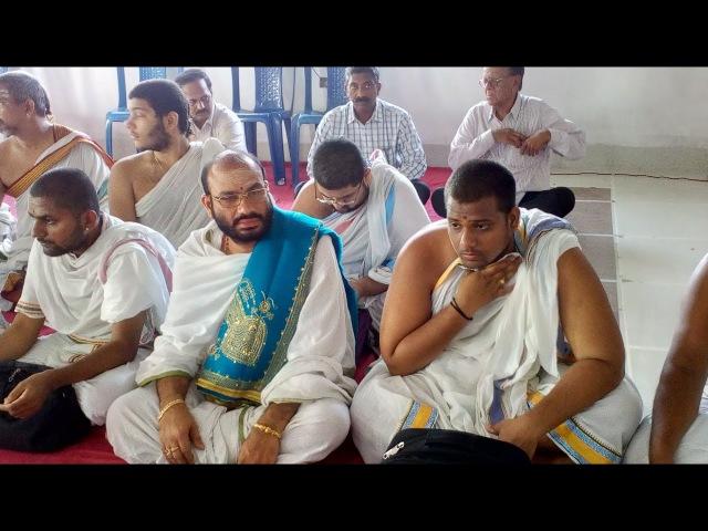 VEDA SABHA ON 12.10.2016 AT RSS BHAVAN, VIJAYAWADA