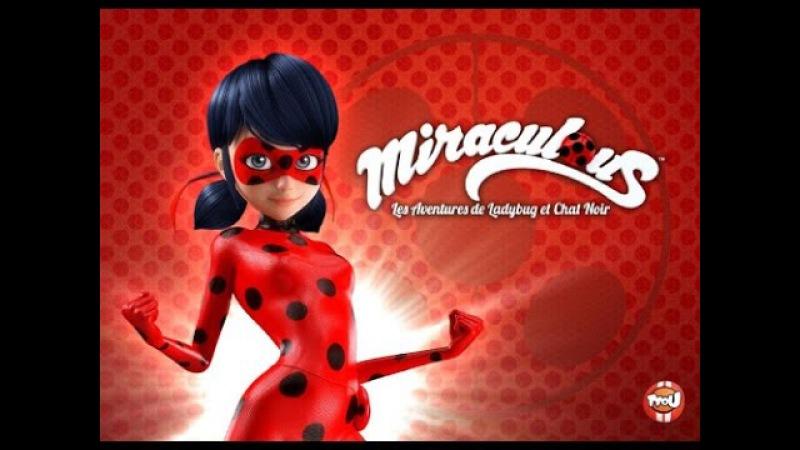 Miraculous Ladybug - Theme Song Extended (Video ClipLyrics)