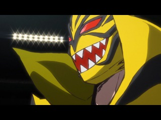 Tiger Mask W 9 серия русская озвучка Sintop / Тигровая маска 09 / Маска Тигра W