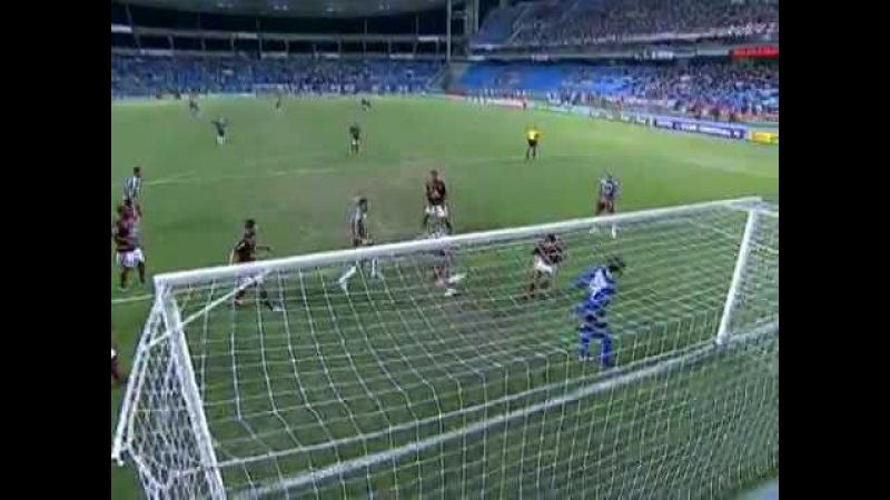 Flamengo 3x3 Fluminense 19092010 (Clássico cheio de emoções)