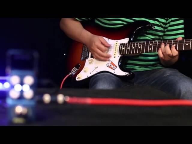 JOYO JF-312 Pipebomb Compressor Mini Electric Guitar Effect Pedal with Knob Guard True Bypass