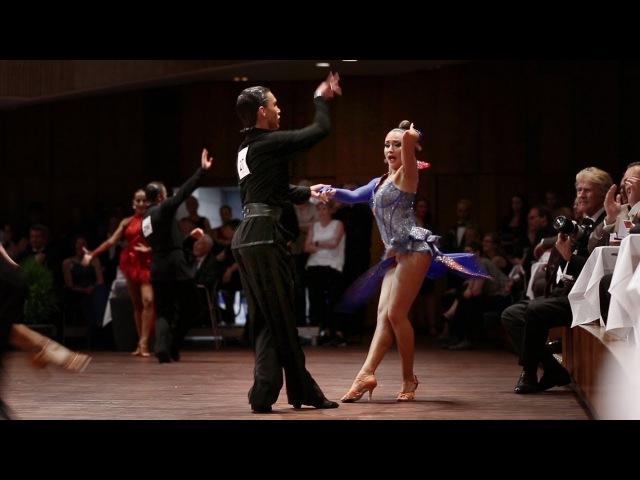 Nikita Pavlov - Ekaterina Sharanova | Jive | Mannheim 2017 | WDC AL LAT - SF
