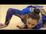 Katsiaryna Halkina Hoop EF - Grand Prix Moscow 2017