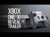Xbox One X Trailer Reveal - Xbox Scorpio is now Xbox One X