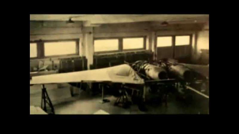 The Horten Ho IX ( Ho 229, or Gotha Go 229)