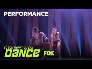 Lex & Gaby's Samba Performance | Season 14 Ep. 13 | SO YOU THINK YOU CAN DANCE