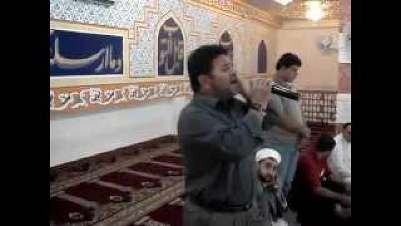 Турок Хафиз Ремзи Эр читает Азан в Ираке