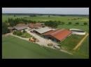 Ein kuhles Leben Milchviehbetrieb in Niedersachsen Kühe melken füttern Kälber tränken