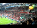 Гимн Чили на КазаньАрена Фанаты поют а капелло GERCHI Германия vs Чили 11