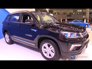 2016 Changan CS 75 AWD Blue Core - Exterior and Interior Walkaround - 2016 Moscow Automobile Salon