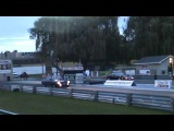 1981 Mercedes 500 slc AMG 14 mile drag race