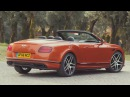 2017 Bentley Continental Supersports Convertible - 0-60 mph in 3.4 seconds