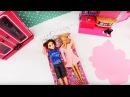 Мультики дом Барби Новая ДВУСПАЛЬНАЯ КРОВАТЬ для Барби и Кена🛌 Видео и игрушк ...
