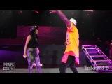 Chris Brown &amp Nicki Minaj LIVE - 'Take It To The Head' - PowerHouse