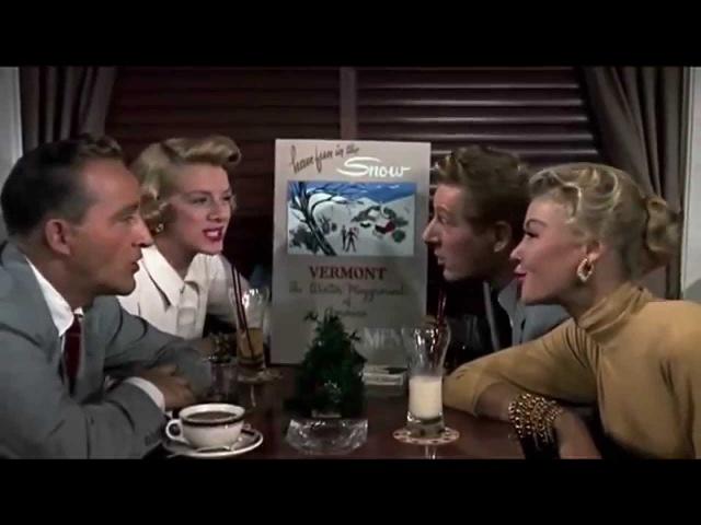 Bing Crosby, Rosemary Clooney, Danny Kaye Vera Ellen - Snow (White Christmas - 1954).