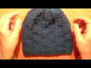 ШАПКА СПИЦАМИ Crochet Tutorial: Shred The Slopes Hat