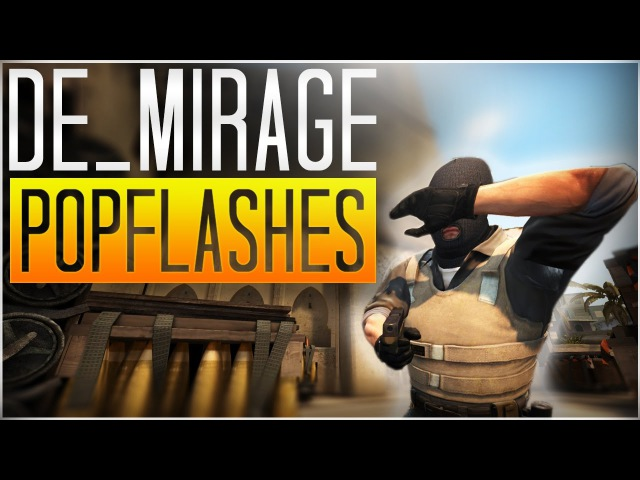 DE_MIRAGE FLASHES TOP 10 ☀ [SELF-POPFLASHES]