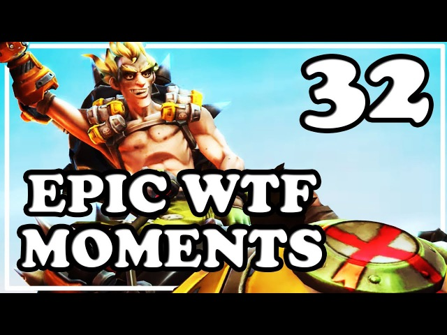 Heroes of the Storm - Epic and Funny WTF Moments 32 - Junkrat OP!