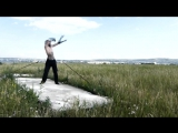 Newtype Industrial dance by Cg  Iridium (Sleetgrout - Try To Die)