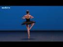 MBC13 Сыи Ли - Па де де из III акта балета «Лебединое озеро»