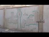 Видео-кадры из освобожденного города Дейр эз-Зор после изгнания террористов Daesh