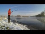 Самоподсекающая удочка FisherGoMan. Краткий обзор и рыбалка (1)