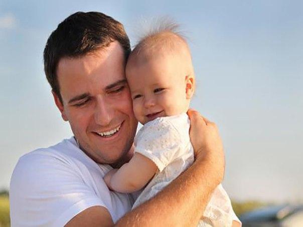 Формирование отцом духа ребёнка в утробе матери