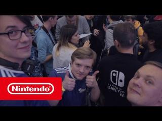 Nintendo. Comic Con Russia 2017. День 3.