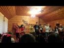 Крабики танец 1 отр Молодежь 21века 1 выступление