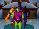 Человек паук 1994-1998 5 сезон 12 серия - Паучьи войны. Часть 1. Как я ненавижу клонов.