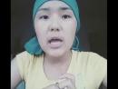 Я казахская келинка, я не человек я нано робот)😅