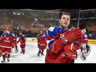 Видео МЧМ-2017 Россия-Словакия (2-0)