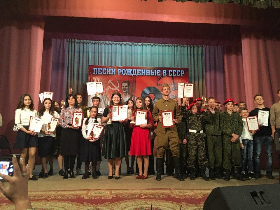 Зеленчукский ансамбль «Мадригал» получил специальный приз