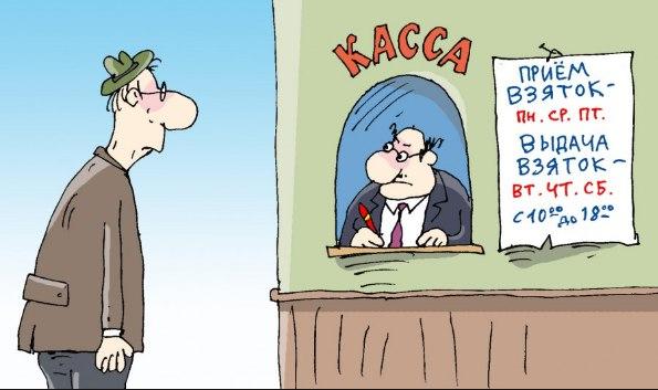 Коррупция по-харьковски