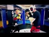 Клетка SPARTA в Global Fight Gym.