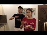 История о том, как сестрёнка учила меня танцевать??