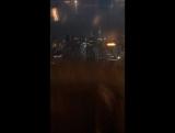 Спуск в лифте с 77 этажа отеля Байок Скай