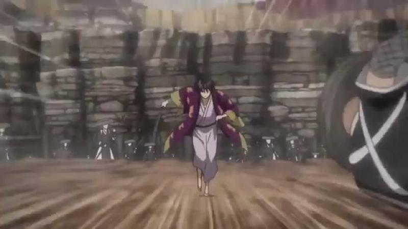 Момент из 6 серии аниме Гинтама 5 сезон / Gintama.