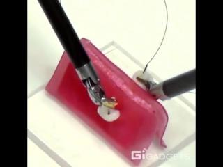 Хирургический робот–манипулятор