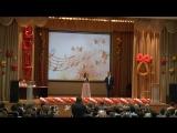 Дуэт - Айдарханова Мариана и Айдарханов Даурен(папа) -