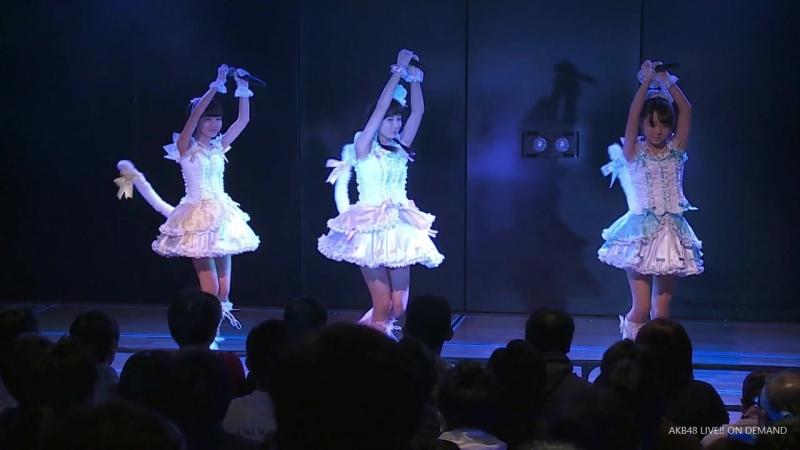 OP Tenshi no Shippo [Ayu Yamabe, Kira Takahashi, Rei Nishikawa, AKB48 B7 261215 Shonichi]