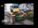Самодельные тракторы
