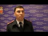 Вандал который разрисовал пешеходный мост через Урал рекламой одной из служб такси задержан