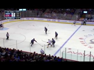 Highlights: NSH vs COL Nov. 1, 2016